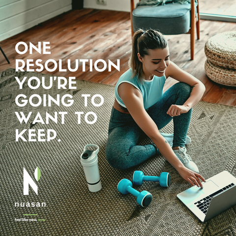 Nuasan Active Bodycare is one resolution you're going to want to keep this 2021.