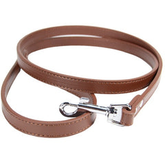 RWorld Classic Dog Leather Leash