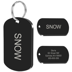 RWorld Dog ID Tag