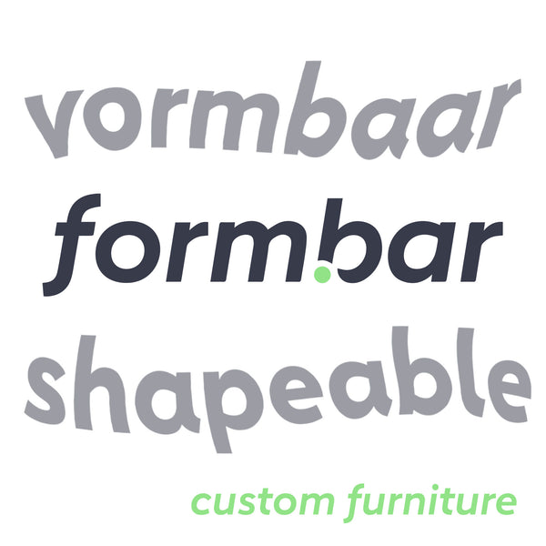 Formbar is shapeable in any language.