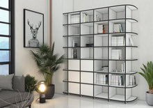 Load image into Gallery viewer, Adriana-bookcases, bookshelves, dining room furniture, furniture, shelves, wood-formbar.co.za