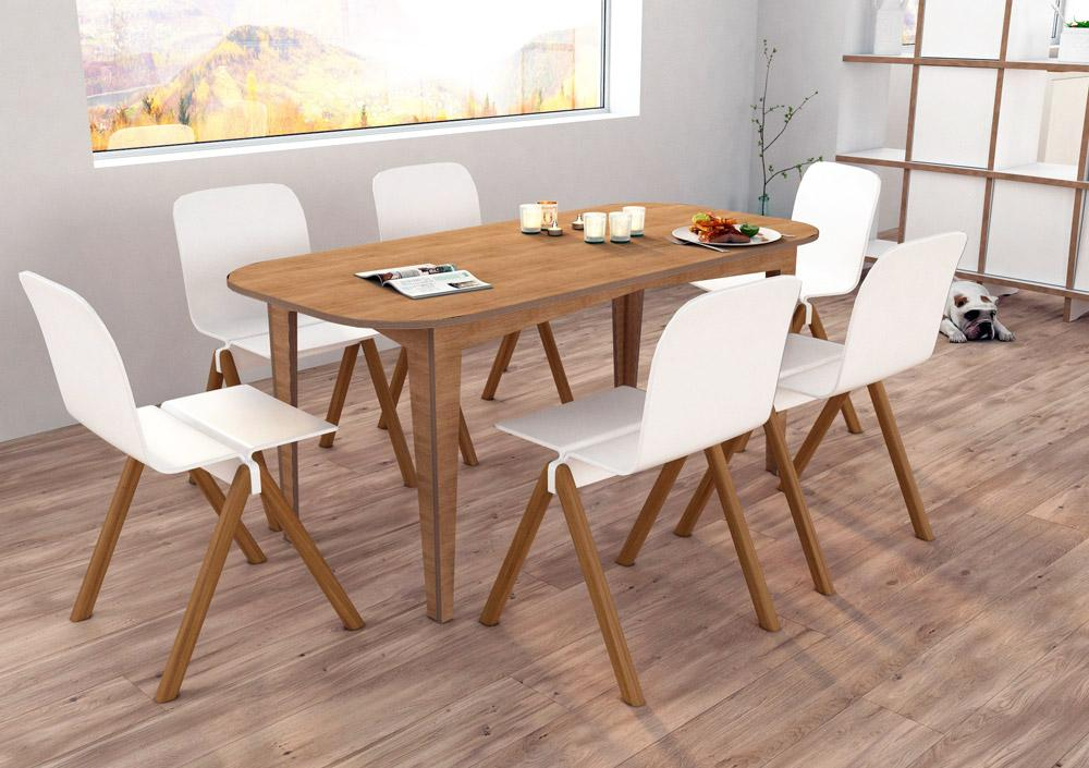 Comunio-dining room furniture, dining table, table-formbar.co.za
