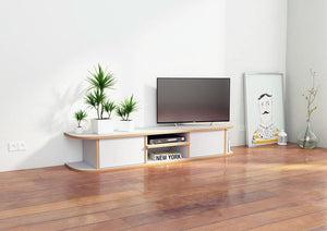 Daarle-furniture, living room, shelves, sideboard, TV cabinet, TV stand, wood-formbar.co.za