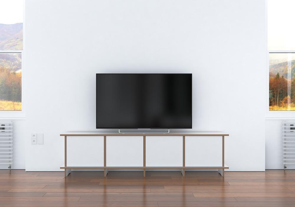 Dora M-furniture, living room, shelves, TV cabinet, TV stand, wood-formbar.co.za