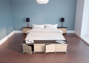 Doralo-bedroom design, bench, living room, sideboard, wood-formbar.co.za