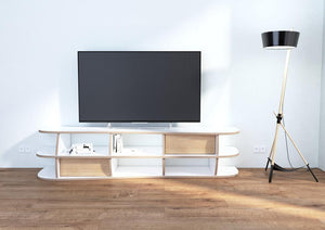 Emilia-living room, TV cabinet, TV stand, TV wall, wood-formbar.co.za