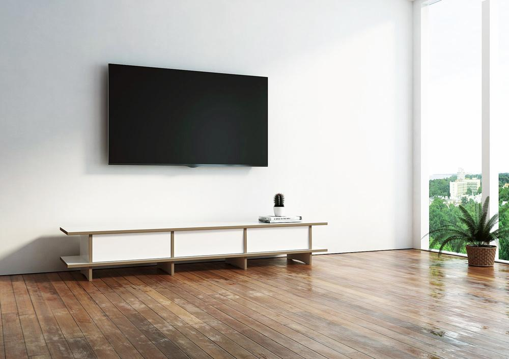 Farnsworth-bookcases, bookshelves, sideboard, TV cabinet, TV stand, TV wall, wood-formbar.co.za