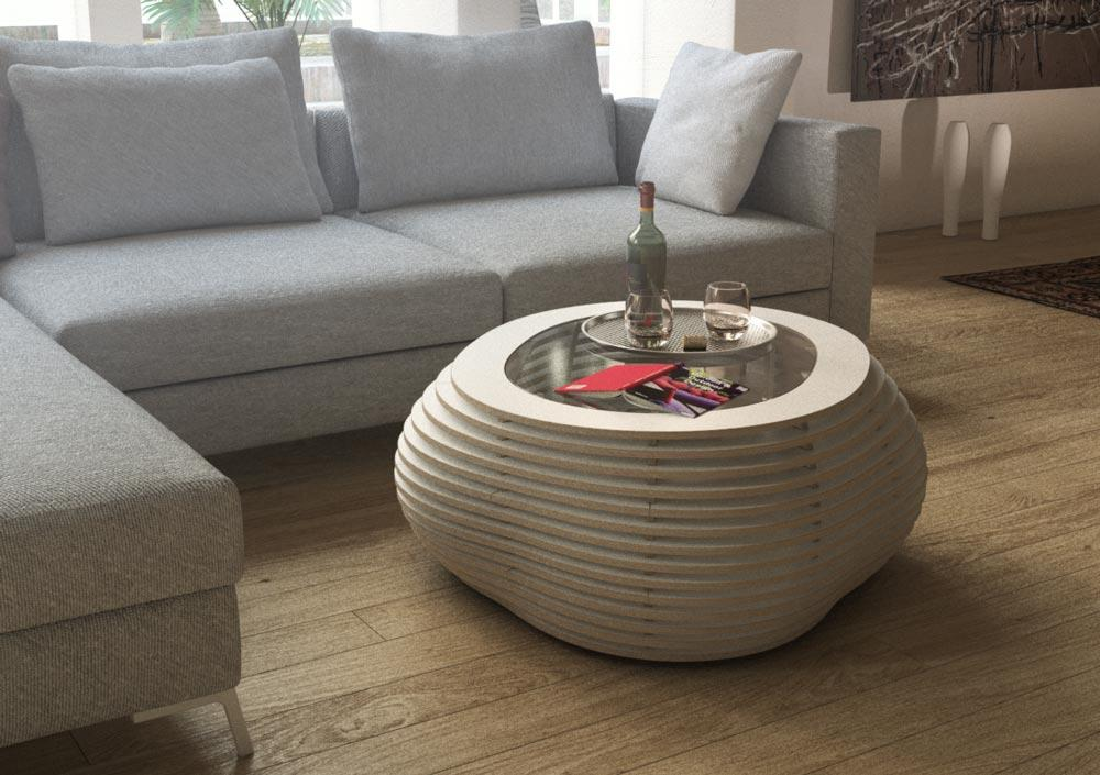 Formitable-coffee table, round coffee table, table-formbar.co.za
