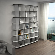 Load image into Gallery viewer, Freeda M-bookcases, bookshelves, dining room furniture, furniture, kitchen cupboards, kitchen units, living room, modern kitchen design, shelves, wall shelves, wood-formbar.co.za