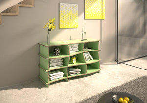Froko-bookcases, bookshelves, dining room furniture, furniture, living room, sideboard, wood-formbar.co.za
