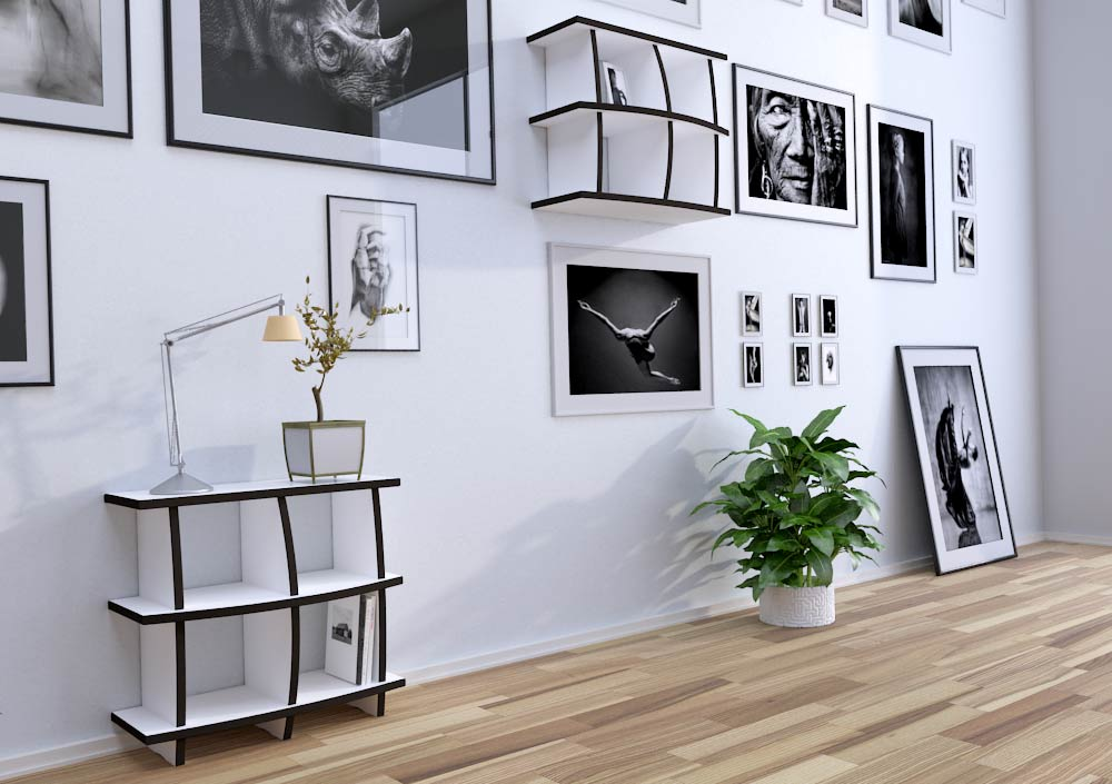 Kuba-bookcases, bookshelves, dining room furniture, floating shelves, furniture, kitchen cupboards, kitchen units, living room, modern kitchen design, shelves, wall shelves, wood-formbar.co.za