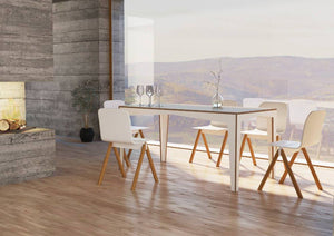 Kubito-conference table, dining table, table-formbar.co.za