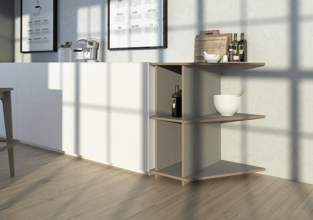 Lanea-kitchen cupboards, kitchen units, modern kitchen design, wood-formbar.co.za