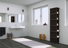 Load image into Gallery viewer, Lena-bathroom design, wall shelves, wood-formbar.co.za