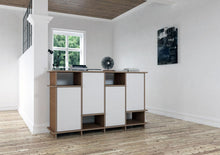Load image into Gallery viewer, Lina-chest of drawers, sideboard, wood-formbar.co.za