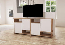Load image into Gallery viewer, Lina-sideboard, TV cabinet, TV stand, TV wall, wood-formbar.co.za