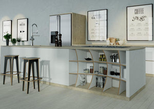 Lindov-kitchen cupboards, kitchen units, modern kitchen design, wood-formbar.co.za