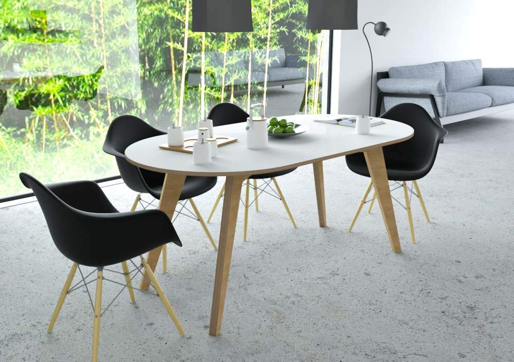 Mandu-dining room furniture, dining table, table-formbar.co.za