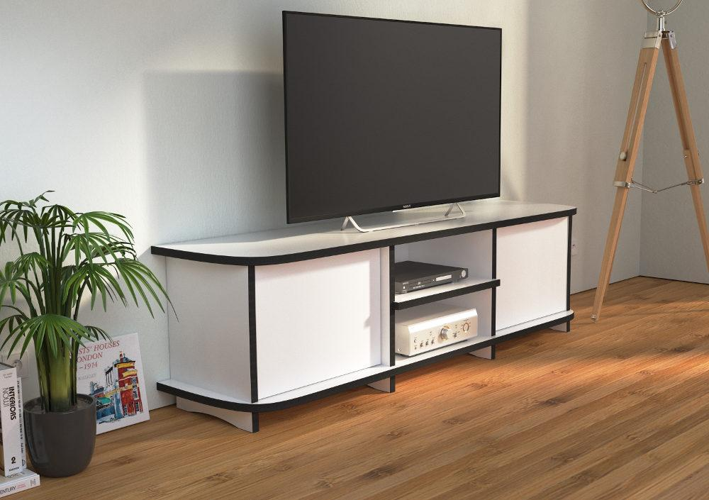 Retra-lowboard, TV cabinet, TV stand, TV wall-formbar.co.za