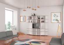 Load image into Gallery viewer, Rondella-living room, TV cabinet, TV stand, TV wall-formbar.co.za
