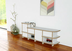 Rytma-entrance, shoe, shoe rack, shoe storage-formbar.co.za