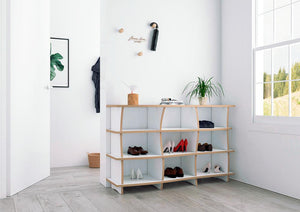 Sensa-entrance, shoe, shoe rack, shoe storage-formbar.co.za