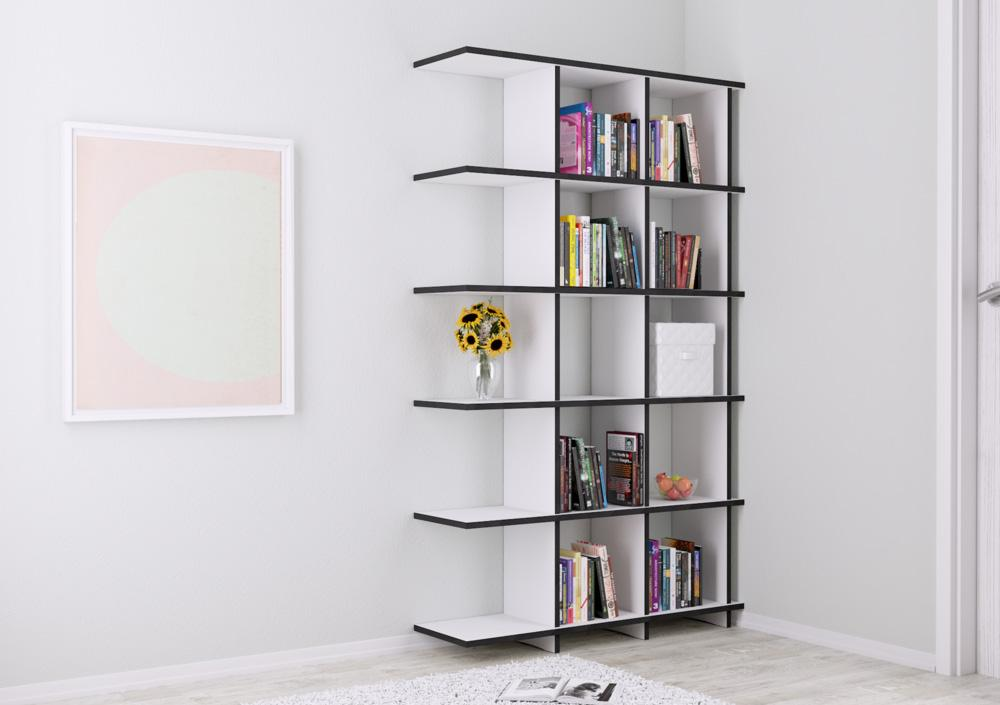 Straco-bookcases, bookshelves, corner shelves, wall shelves-formbar.co.za