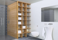 Load image into Gallery viewer, Stradani-bathroom design, shelves, wall shelves-formbar.co.za