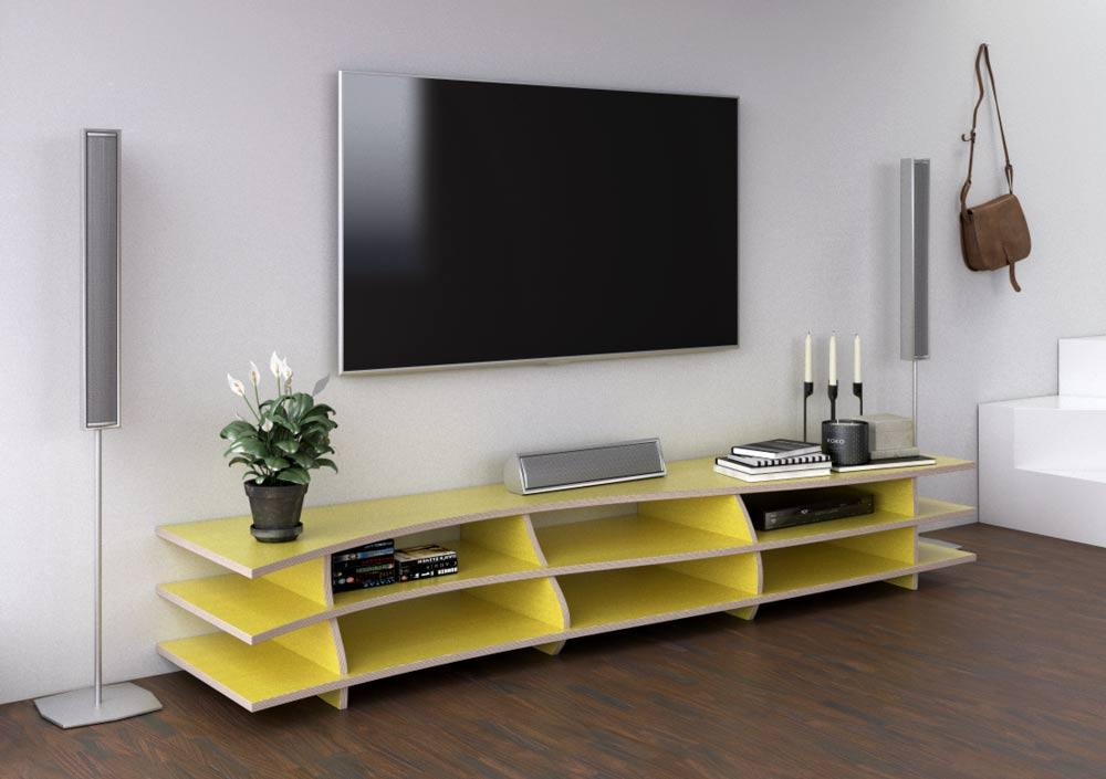 Trielle-living room, lounge, lowboard, TV cabinet, TV stand, TV wall-formbar.co.za