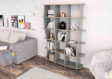 Load image into Gallery viewer, Vida-bookcases, bookshelves, living room, lounge-formbar.co.za