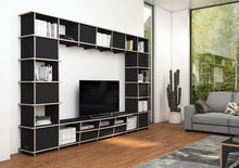 Load image into Gallery viewer, Yuma-living room, lounge, TV cabinet, TV stand, TV wall-formbar.co.za