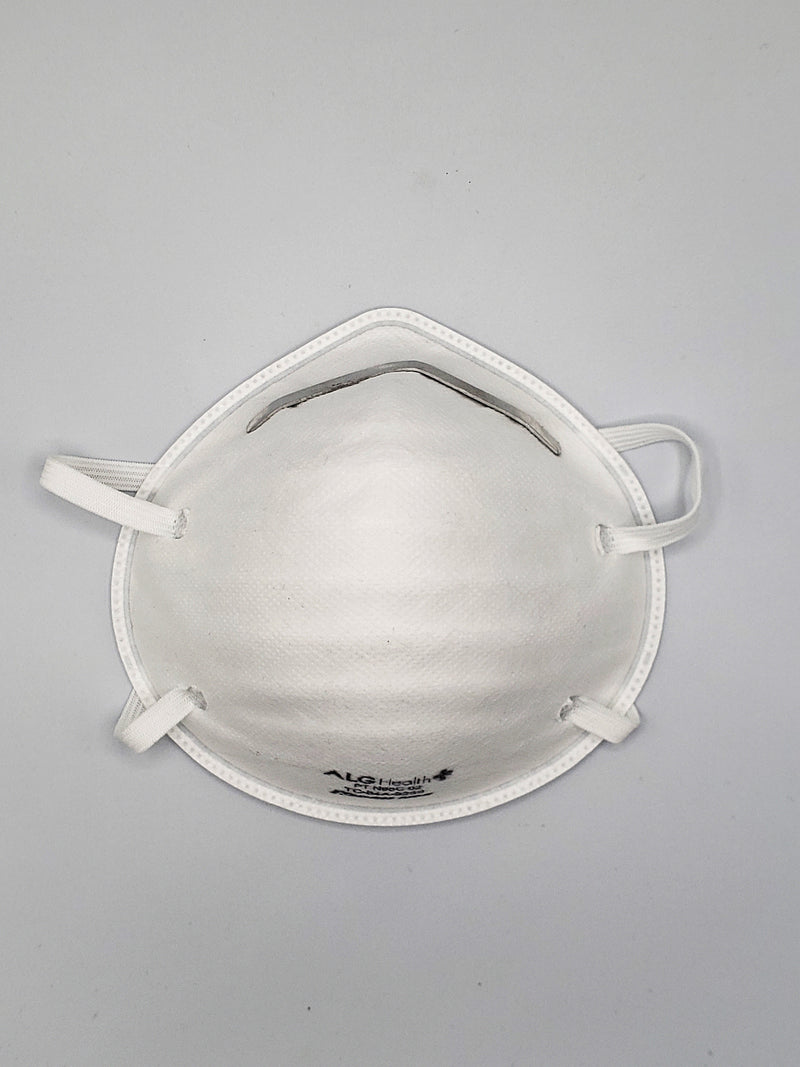 NIOSH N95-PT-N95CS-02S (Small, Surgical) - [Viral_Clean], [medical_masks]