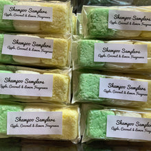 Load image into Gallery viewer, Shampoo Bars Travel Pack of 3