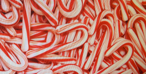 Candy Cane Wax Melts - Reduced!!