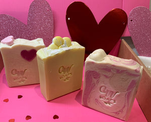 Handmade Soap Bars Set