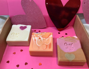 A Mothers Love - Soap Bars Gift Set