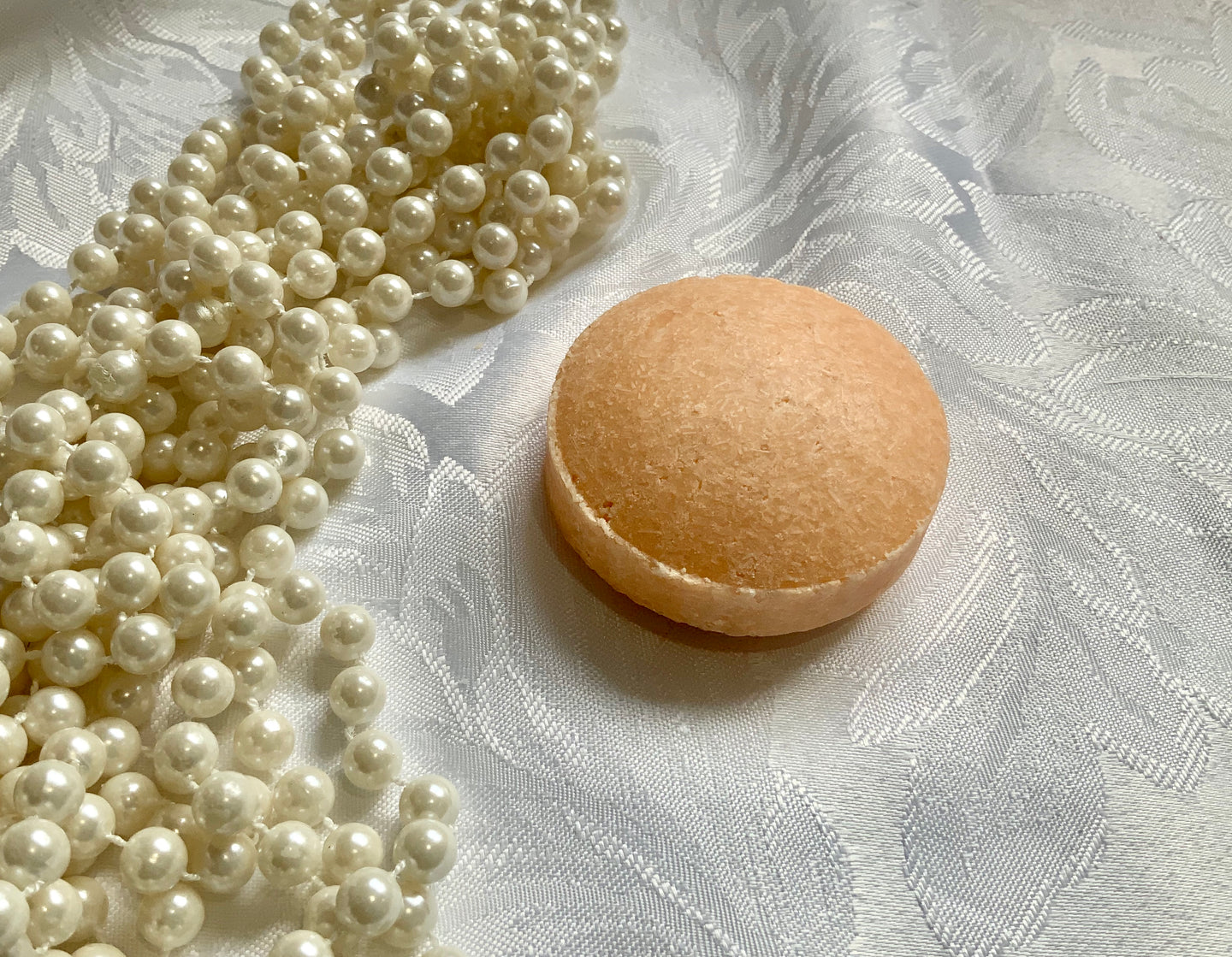 Just Peachy Shampoo Bar.