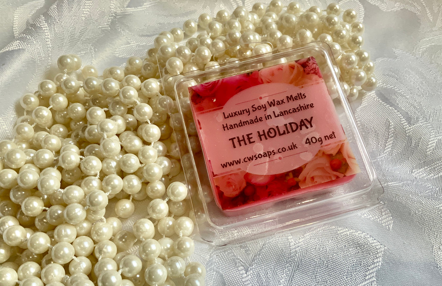 The Holiday Wax Melts