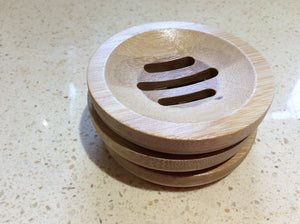 Wooden Shampoo Holder