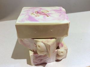 Snow Queen Silk Soap
