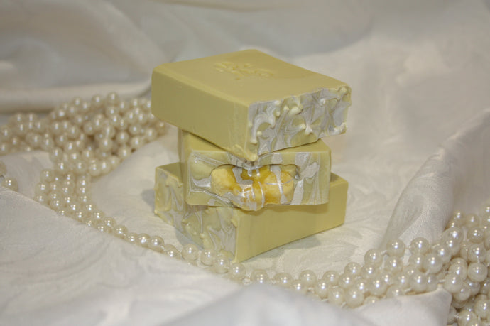 Whoopsadaisy Luxury Silk Soap