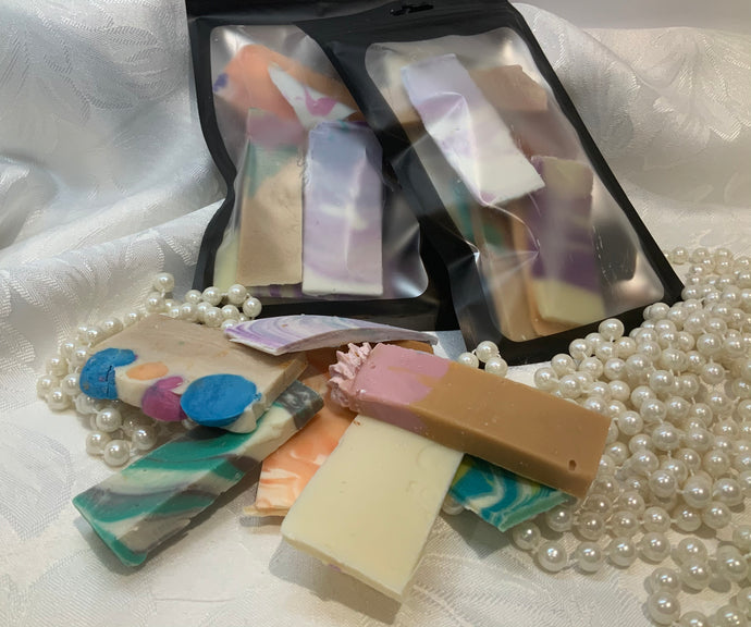 Mixed Bag of Luxury Soap