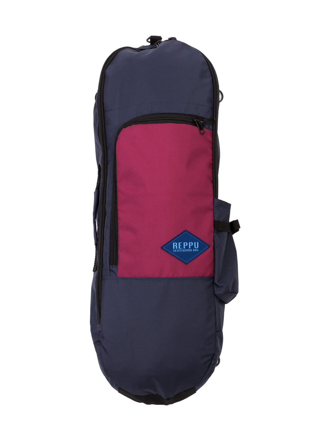 Reppu Skateboard Bag Navy/Bordo