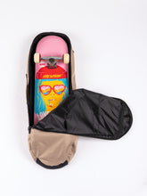 Load image into Gallery viewer, Reppu Skateboard Bag Beige Camo