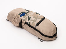 Load image into Gallery viewer, Reppu skateboard bag beige