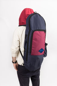 Reppu Skateboard Bag Navy