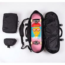 Load image into Gallery viewer, Reppu Skateboard Bag Travel Black