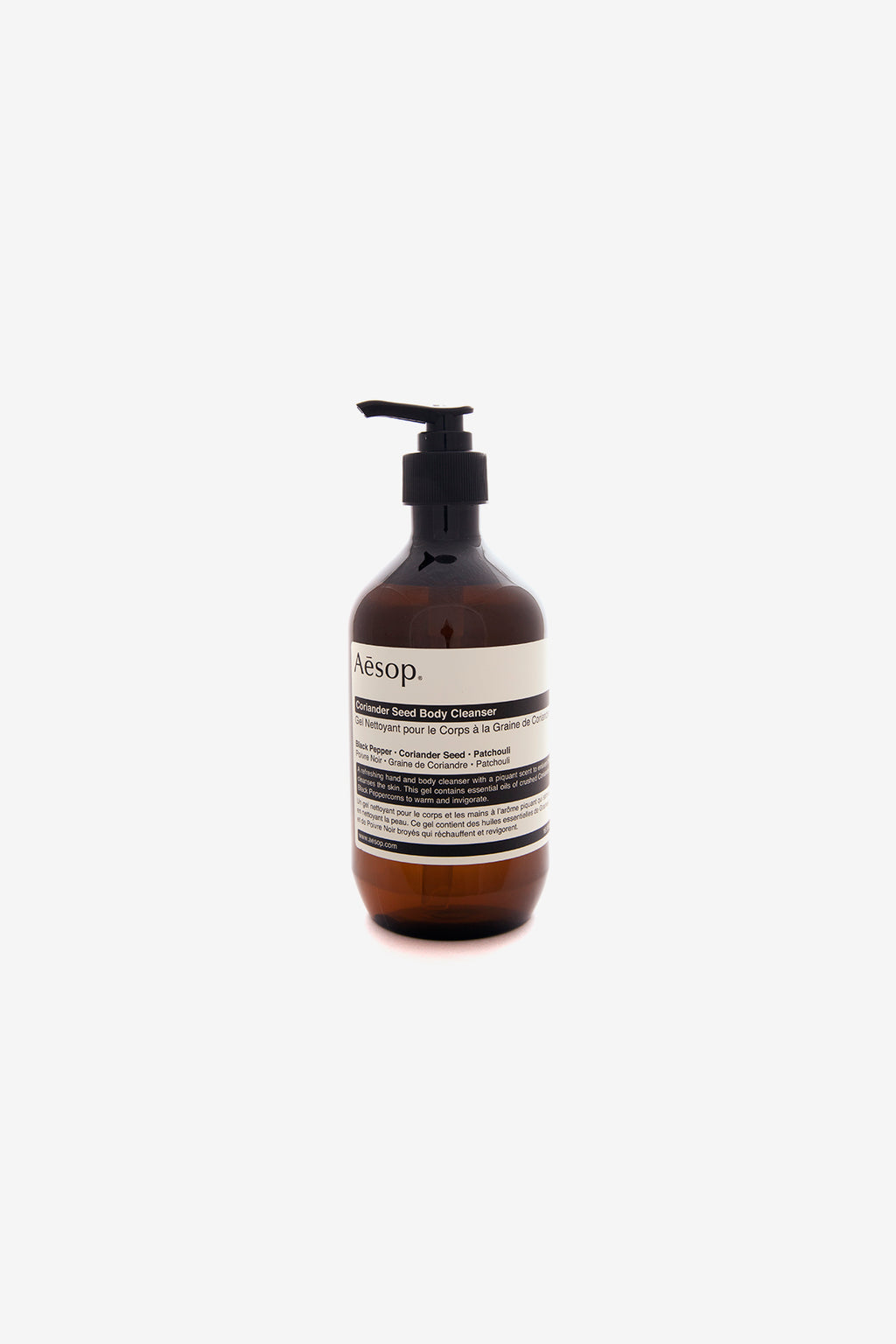 aesop Coriander Seed Body Wash 500ml