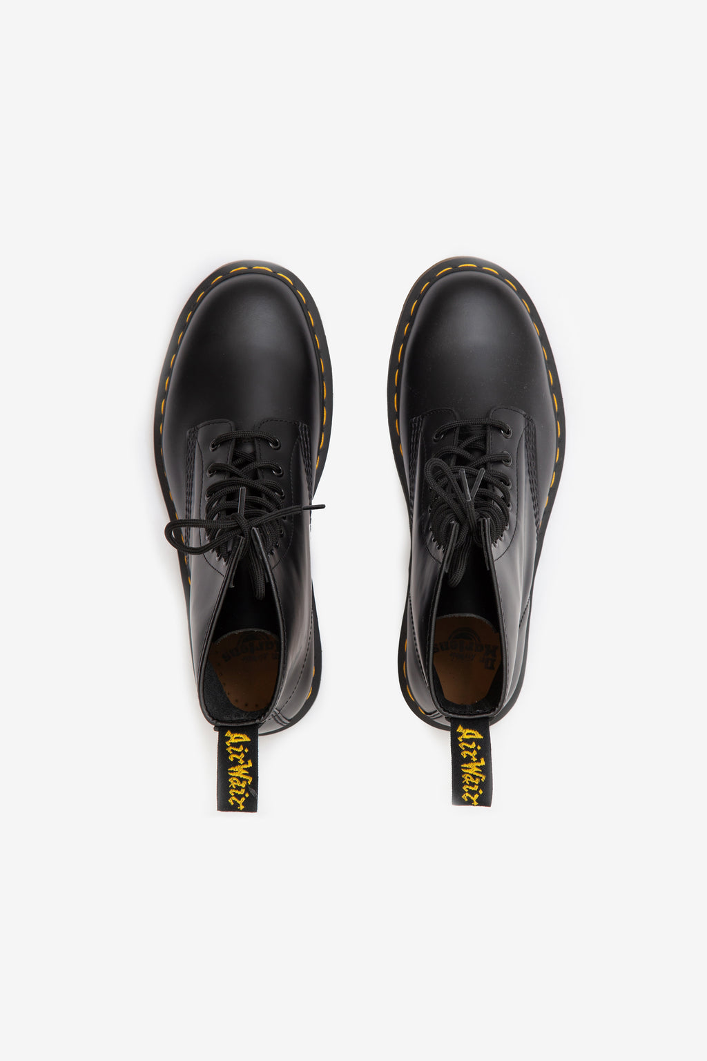Dr Martens Mens 1460 Smooth Black