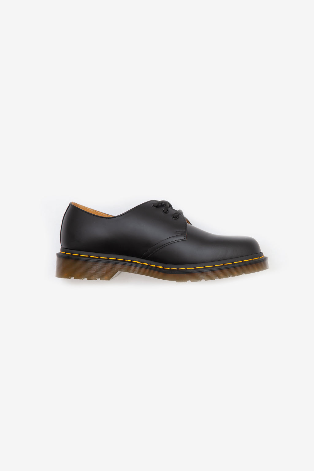 Dr Martens Mens 1461 Smooth Black